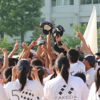 【行 事】暑さを熱さで吹き飛ばせ!体育祭開催!