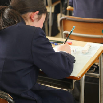 【入 試】2020年度武田高等学校入学試験実施