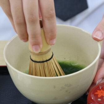 【特色授業】GS茶道体験授業